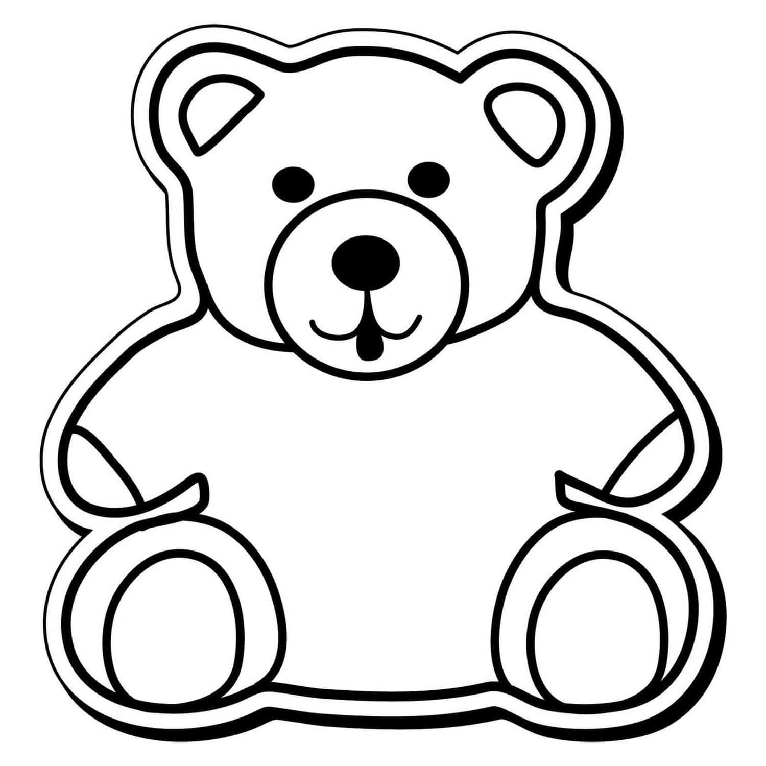 Item: Magnet-Bear4 -  Indoor Notekeeper&#0153 Magnet