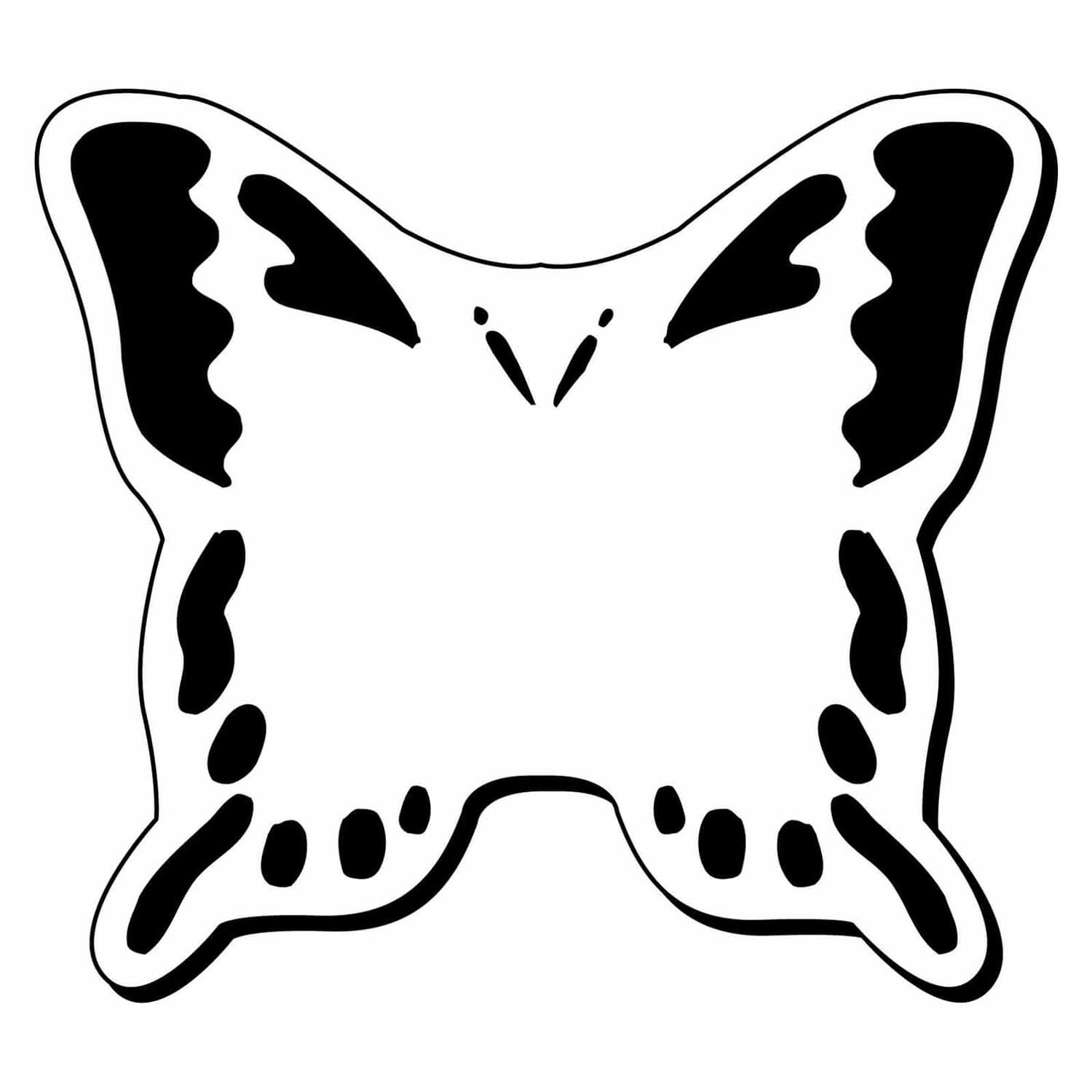 Item: Magnet-Butterfly1 -  Indoor Notekeeper&#0153 Magnet