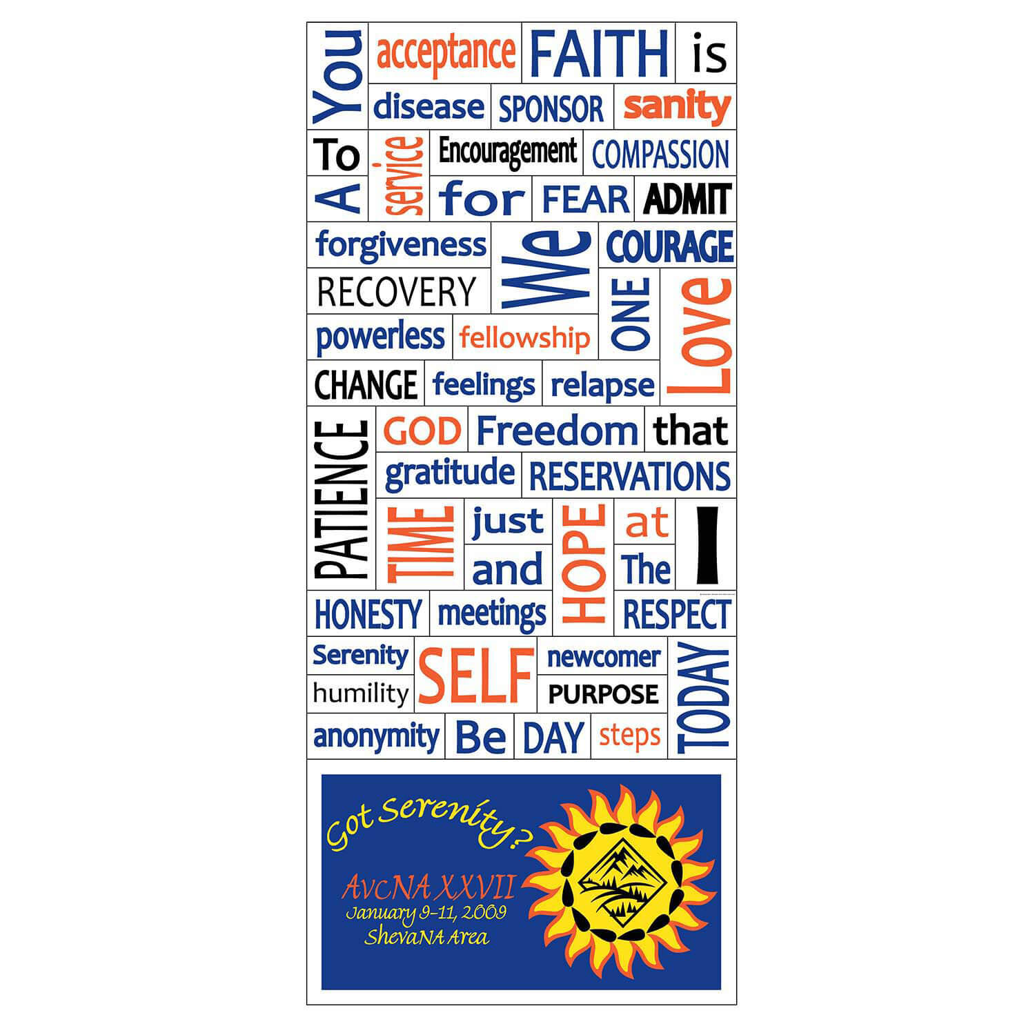 Item: Magnet-22079 - Totally Custom Words Plus&#0153 Business Card