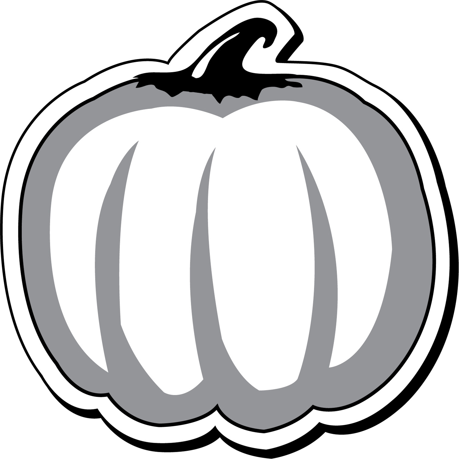 Item: Magnet-Pumpkin2 -  Indoor Notekeeper&#0153 Magnet