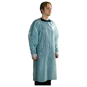9081 Protective Isolation Gown - AAMI Level 2