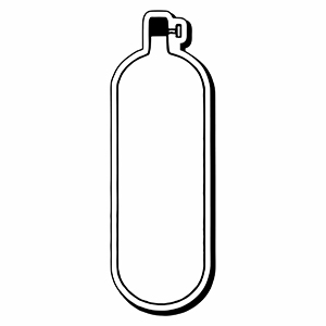 BOTTLE6 - Indoor NoteKeeper&#0153 Magnet