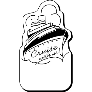 CRUISESHIP1 - Indoor NoteKeeper&#0153 Magnet