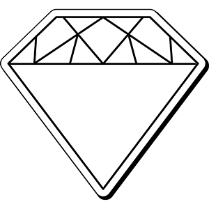 DIAMOND1 - Indoor NoteKeeper&#0153 Magnet