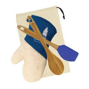Bamboo Gift Set with Mitt