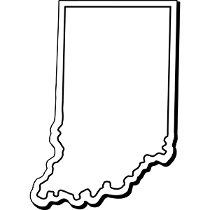 INDIANA1 - Indoor NoteKeeper&#0153 Magnet
