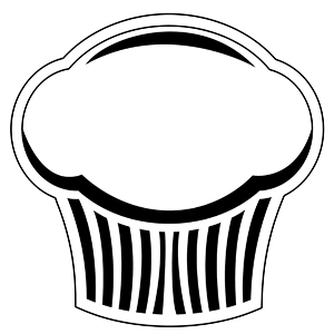 MUFFIN1 - Indoor NoteKeeper&#0153 Magnet