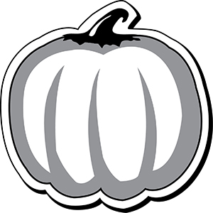 PUMPKIN2 - Indoor NoteKeeper&#0153 Magnet