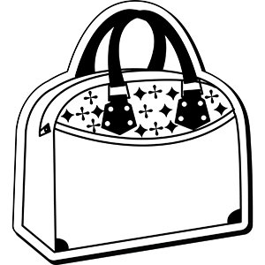 PURSE1 - Indoor NoteKeeper&#0153 Magnet