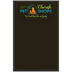 Item: T14032 - Small Chalkboard Adhesive Decal