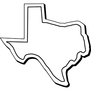 TEXAS1 - Indoor NoteKeeper&#0153 Magnet